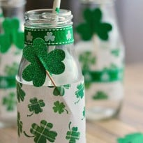 St. Patrick's Day Glasses