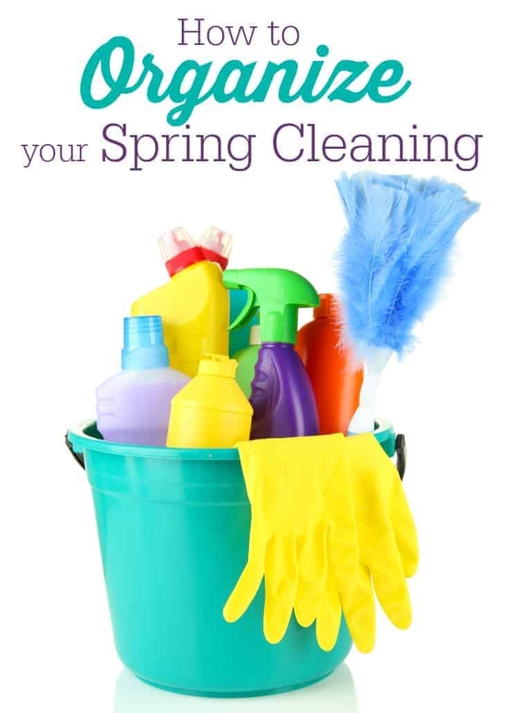 How To Spring Clean Your House In A Day How To Spring