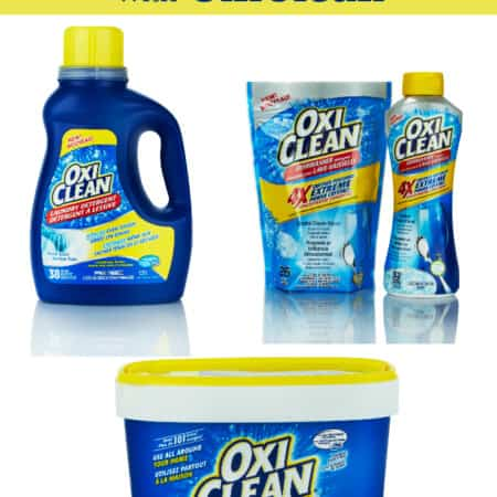 5 Spring Cleaning Tips with OxiClean