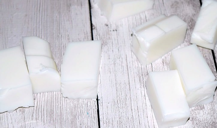 Homemade Zesty Vanilla Rose Soap - perfect for shower time, bath time and great for washing your hands!