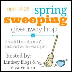 Spring Sweeping Giveaway