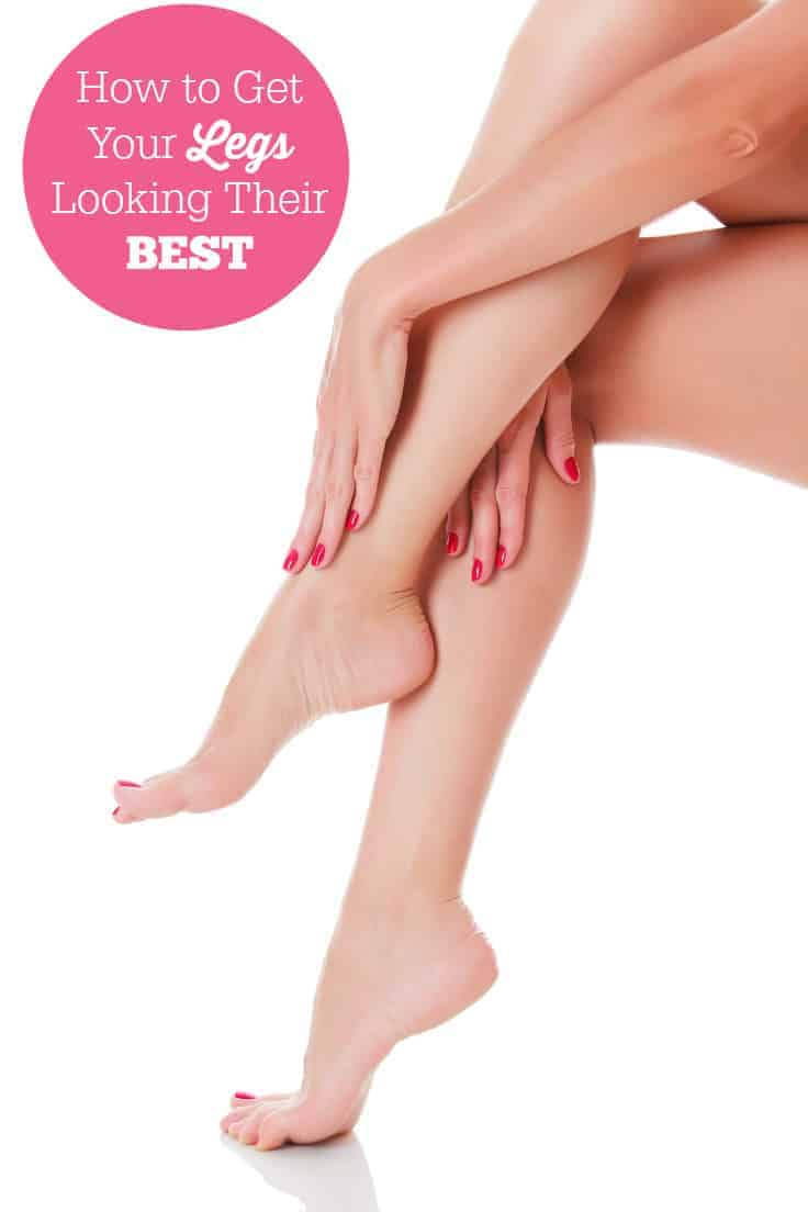 How to Get Your Legs Looking Their Best -five steps to achieve gorgeous summer-ready legs!