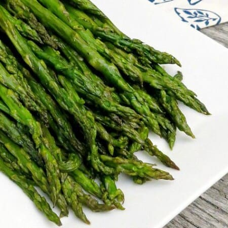 How to Perfectly Roast Fresh Asparagus