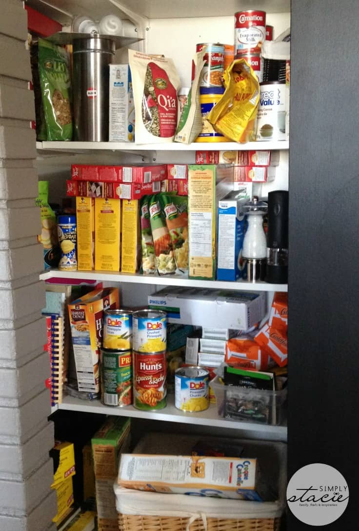 Organize Your Pantry Tips Amp Tricks Simply Stacie