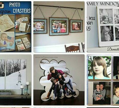 20 Fresh Picture Displays That Don't Need a Frame