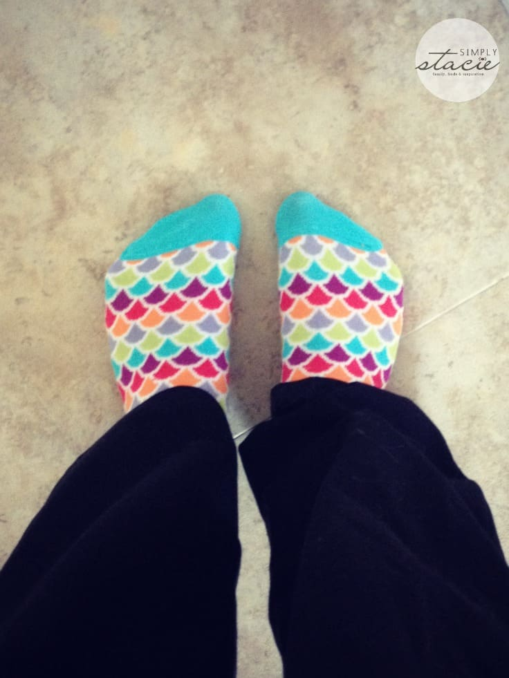 Get Your Socks Delivered with Foot Cardigan