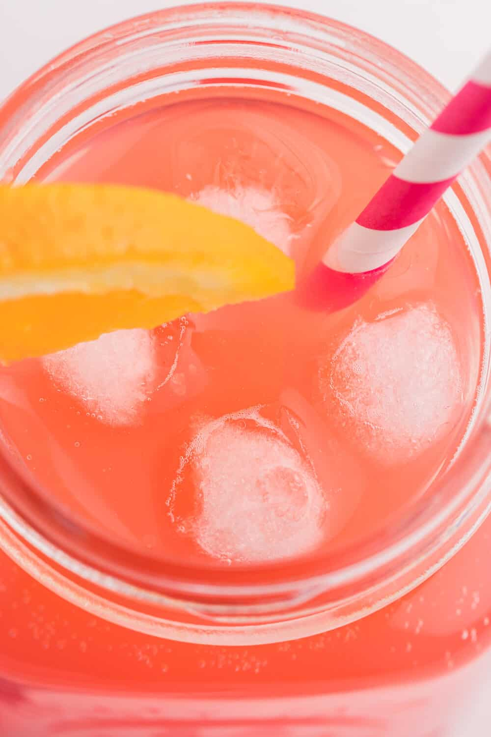 Shirley Temple - This classic mocktail beverage is sure to take you back to childhood. A perfect treat for kids and kids at heart, this sipper is full of fresh citrus juice, and is, of course, topped with a maraschino cherry!