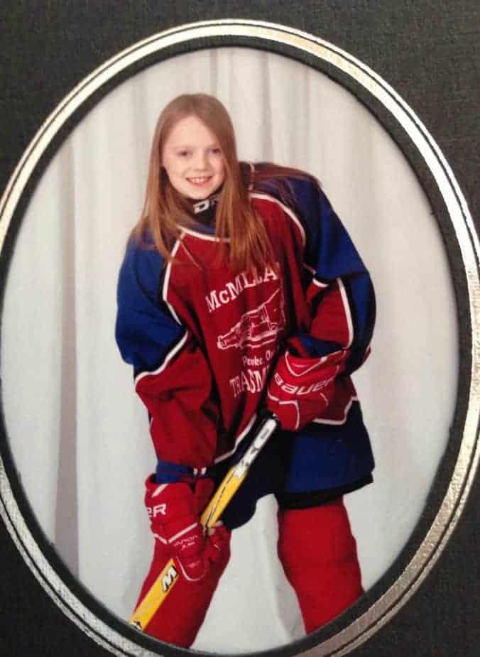 bridget hockey