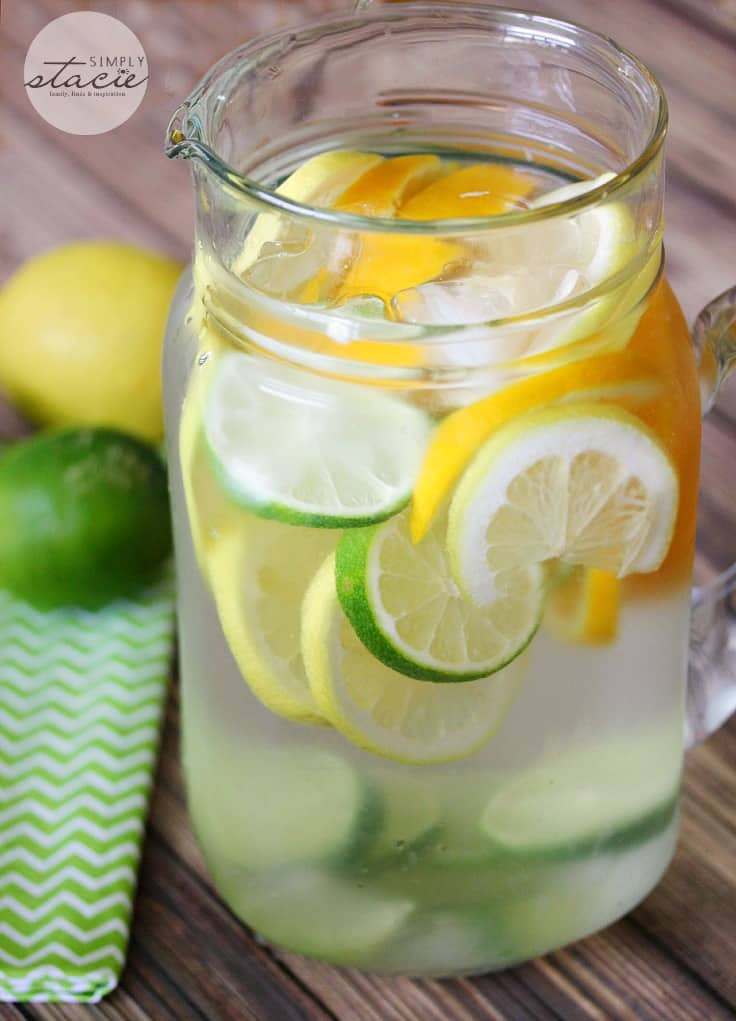 Citrus Bliss Infused Water Simply Stacie