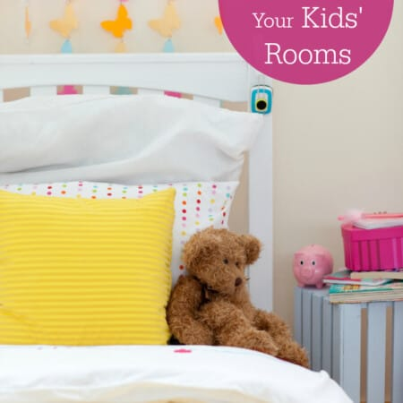 7 Tips to Declutter Your Kids' Rooms