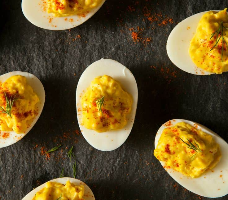 30 Unique Deviled Egg Recipes