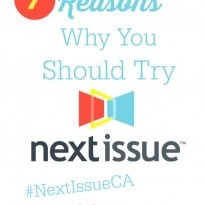 7 Reasons Why You Should Try Next Issue Canada #NextIssueCA