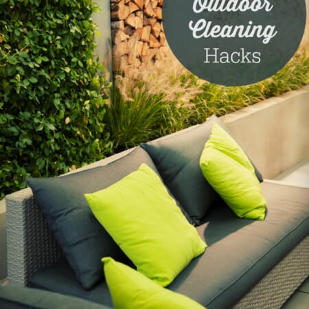 10 Clever Outdoor Cleaning Hacks