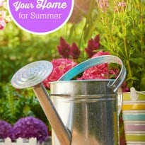 How to Freshen Your Home for Summer