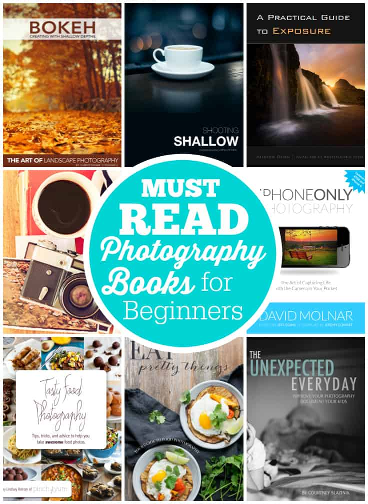 Must Read Photography Books for Beginners