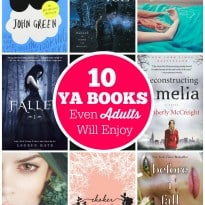 10 YA Books Even Adults Will Enjoy