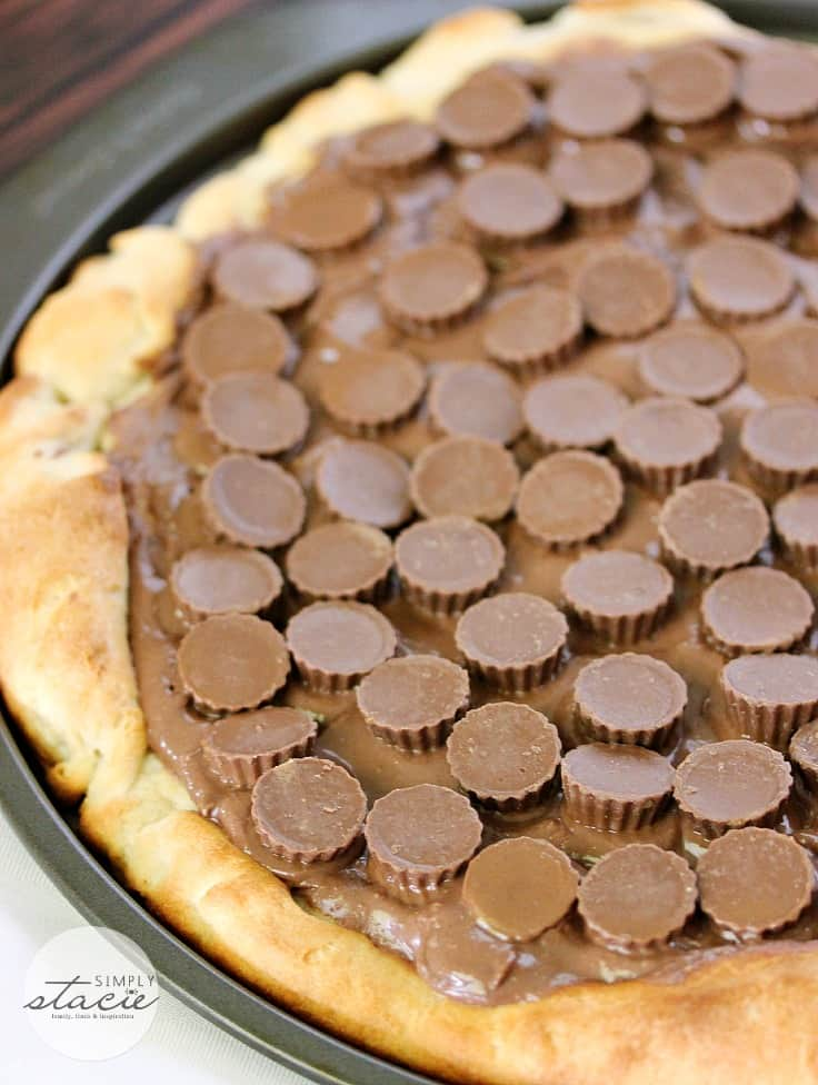Reese's Peanut Butter Pizza