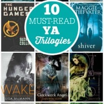 Must-Read YA Trilogies
