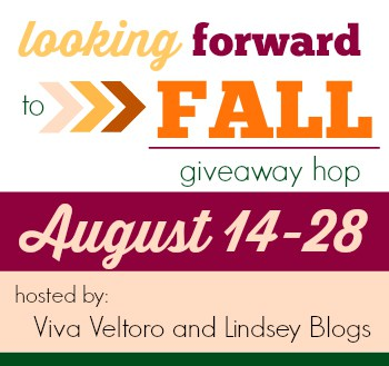 Looking Forward to Fall GiveawayLooking Forward to Fall Giveaway