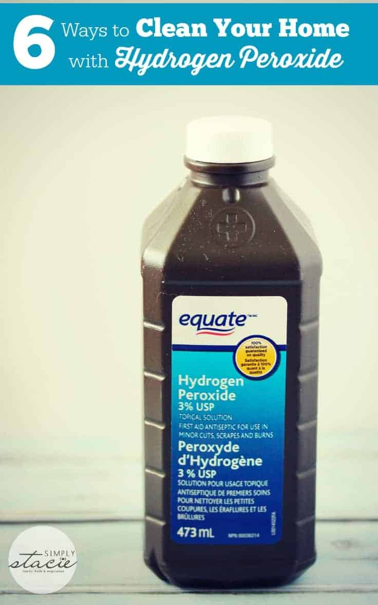 6 ways to clean your home with hydrogen peroxide simply clean your home in an afternoon clean your home like a gypsy