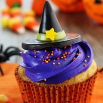 25 Wicked Halloween Cupcake Recipes