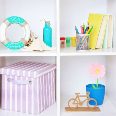 Organizing Your Kid's Room on a Budget