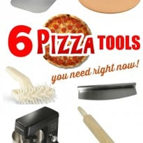 6 Pizza Tools You Need Right Now