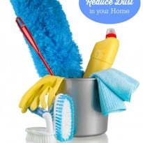10 Tips to Reduce Dust in your Home