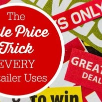 The Sale Price Trick Every Retailer Uses