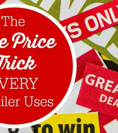 The Sale Price Trick Every Retailer Uses