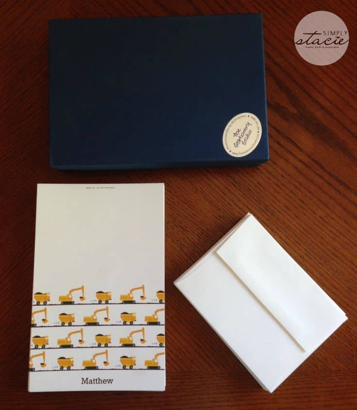 The Stationery Studio Review