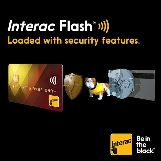 Interac Flash Security Image A