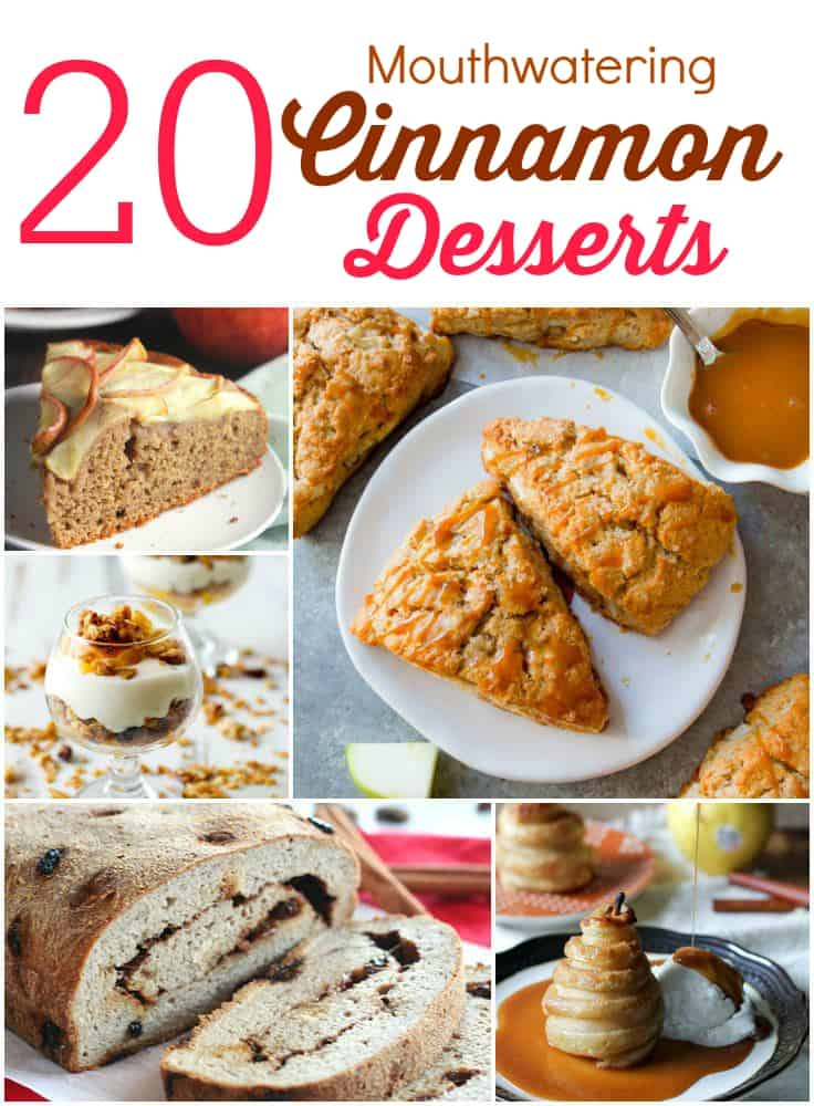 20 Mouthwatering Cinnamon Desserts