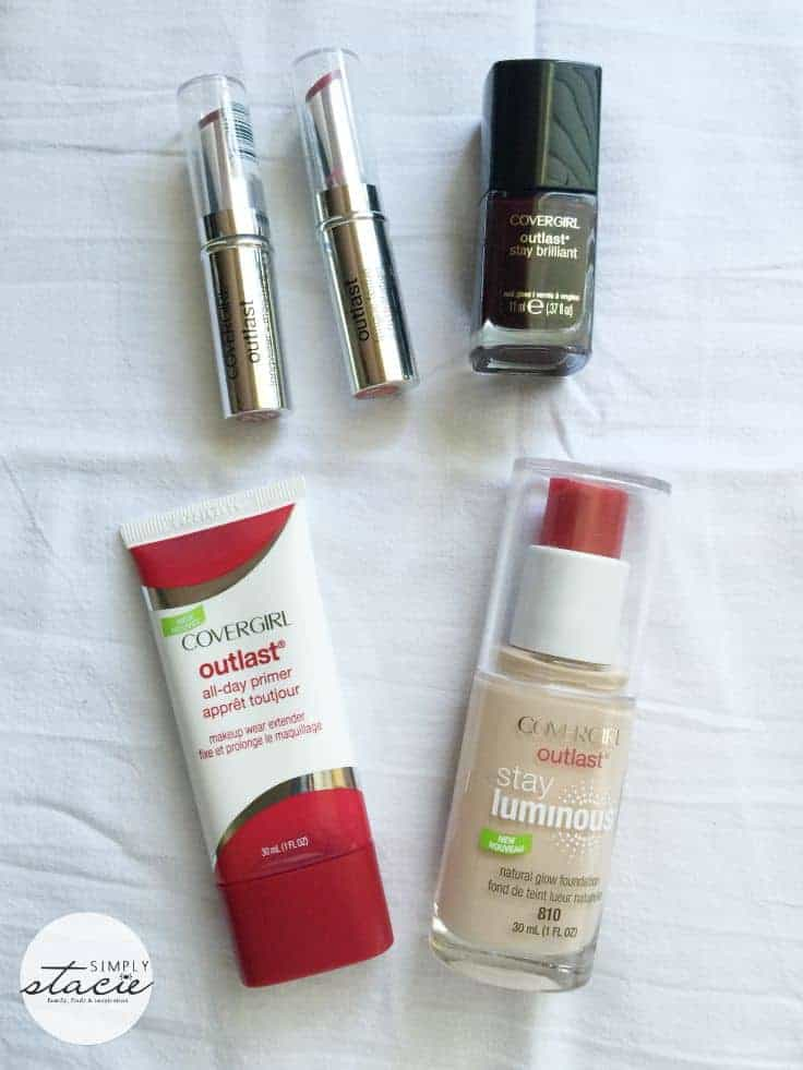 Fall Beauty with COVERGIRL