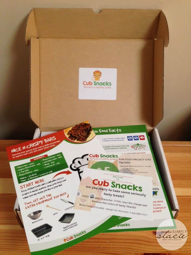 Cub Snacks