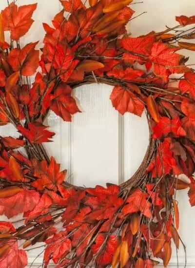 33 Beautiful DIY Fall Wreaths