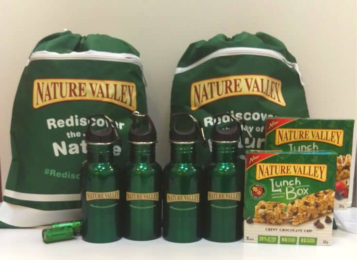 nature valley giveaway