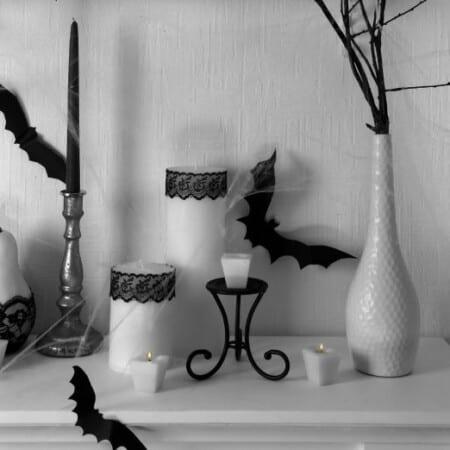 27 Non-Pumpkin Halloween Decor Ideas