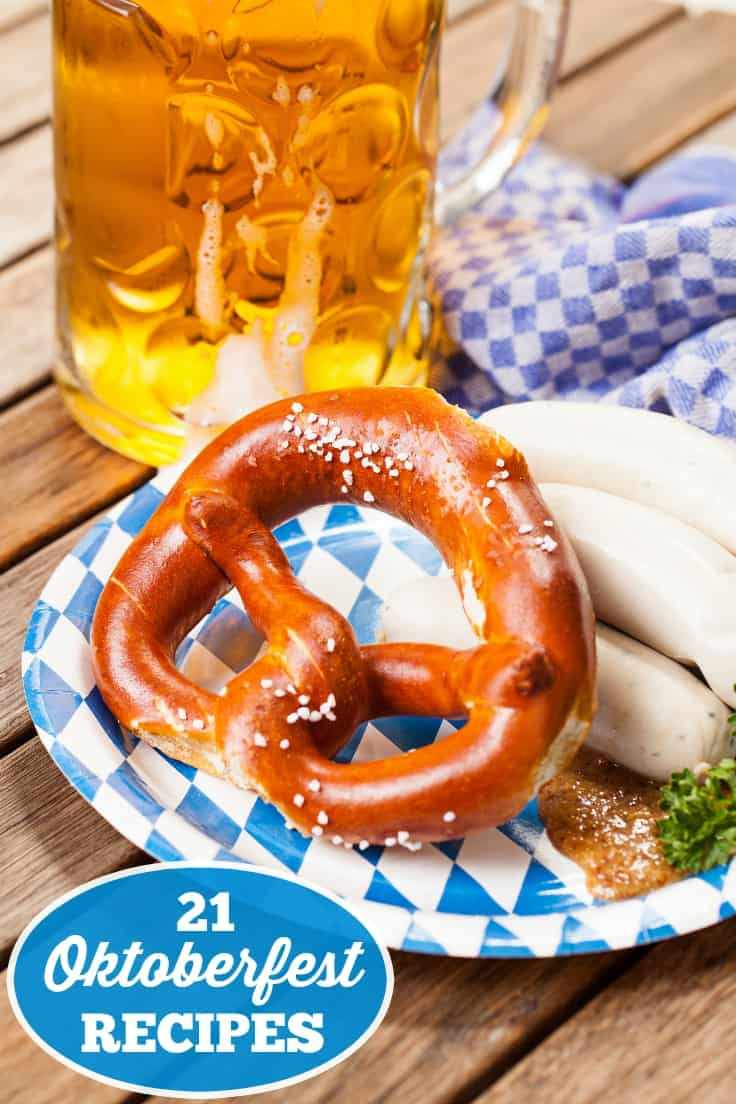 21 Oktoberfest Recipes