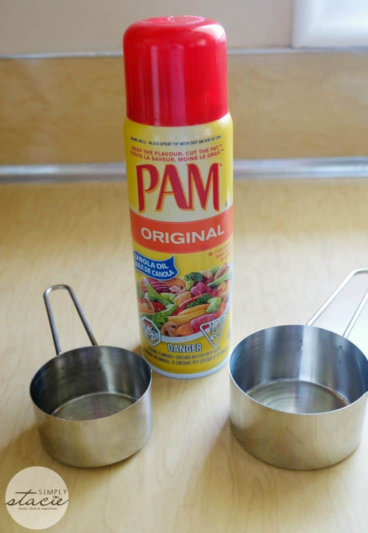 One Brilliant Baking Hack #PAMCookingSpray