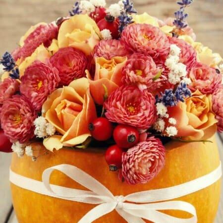 21 Easy Pumpkin Decor Ideas for Fall