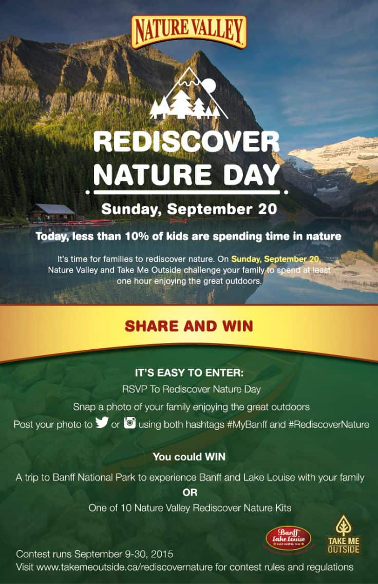 rediscover nature post
