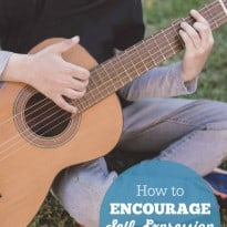 How to Encourage Self-Expression Through Music
