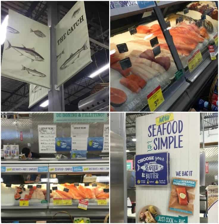 Sobey's Seafood Steamers