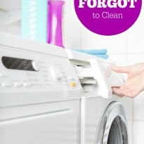 25 Things You Forgot to Clean