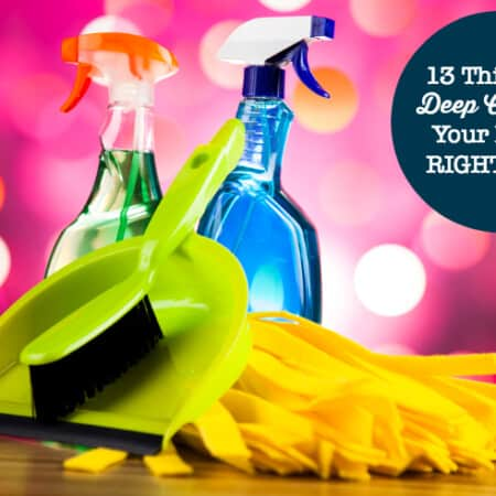 13 Cleaning Jobs to Do Right Now