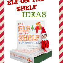 Fun Elf on the Shelf Ideas