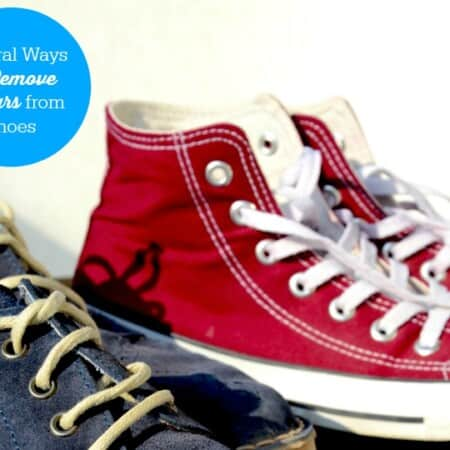 Natural Ways to Remove Odours from Shoes
