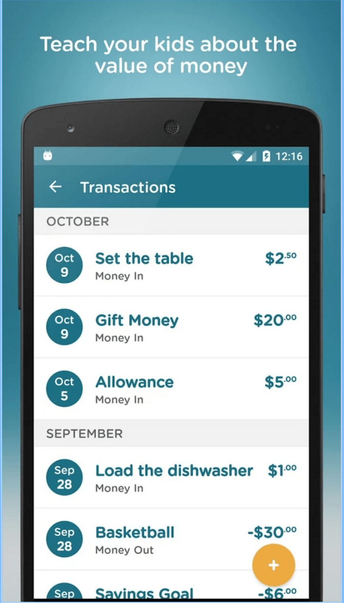 Family Allowance App