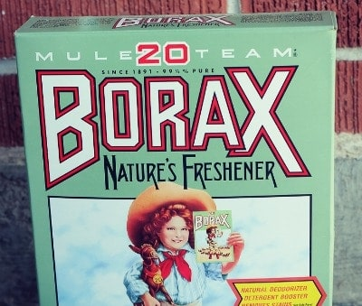 10 Uses for Borax Around the Home